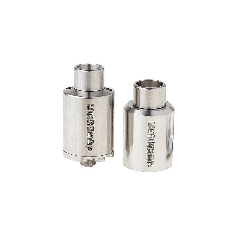 Kennedy 24 V2 RDA silver