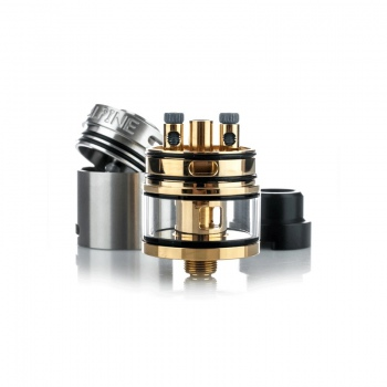 ALPINE RDTA Autentic by Syntethicloud - silver