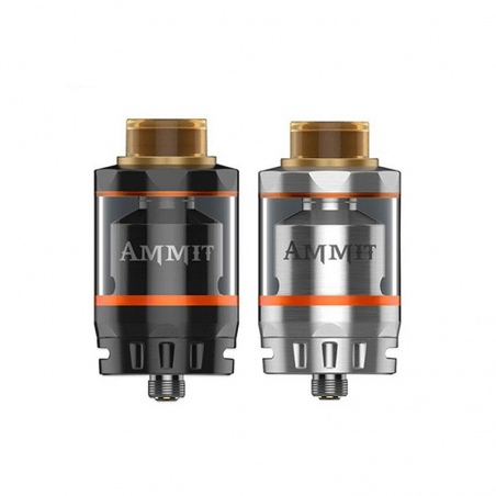 Atomizor AMMIT Dual Coil - Geekvape silver