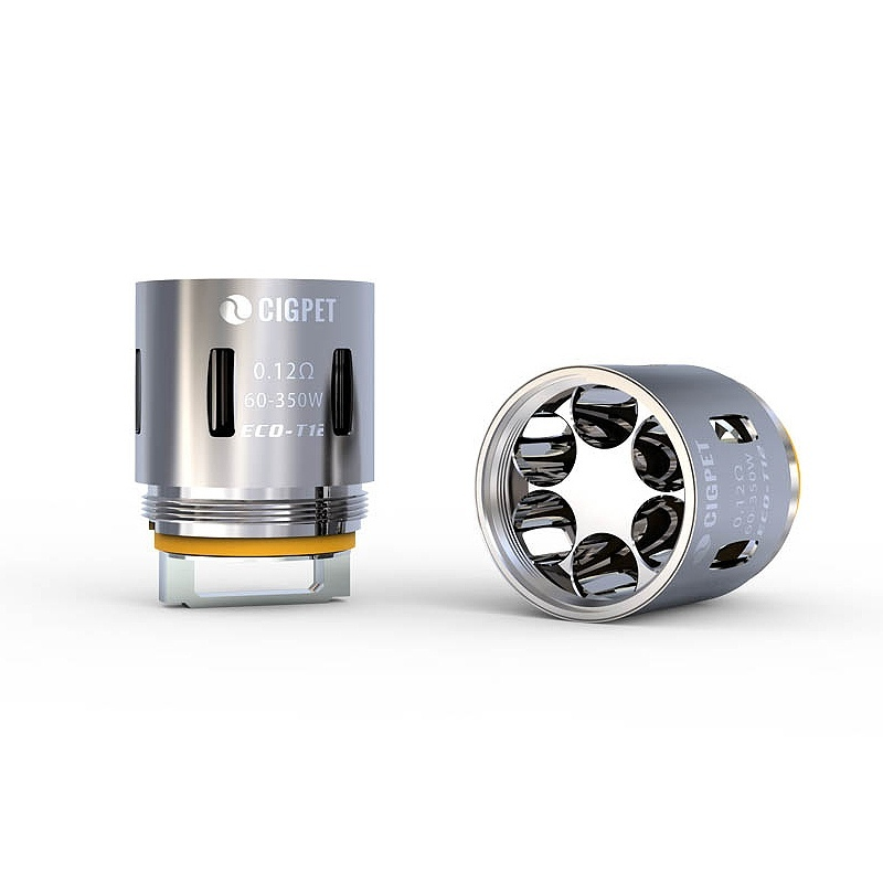 Atomizor IJoy CIGPET ECO12 RTA silver
