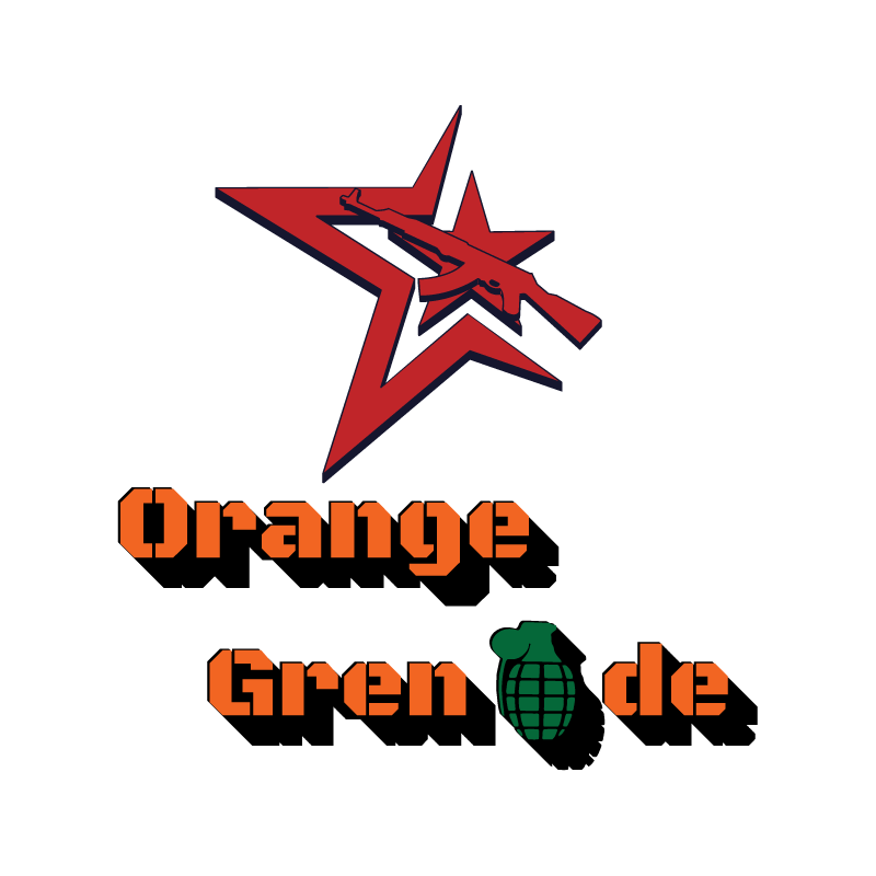 Aroma Guerrilla - ORANGE GRENADE