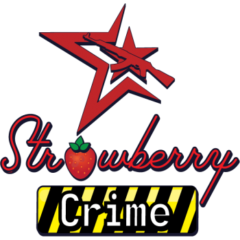 Aroma Guerrilla - STRAWBERRY CRIME