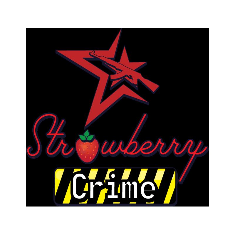 Aroma Guerrilla - STRAWBERRY CRIME