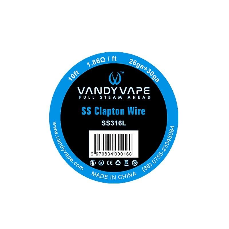 Sarma CLAPTON Vandy Vape