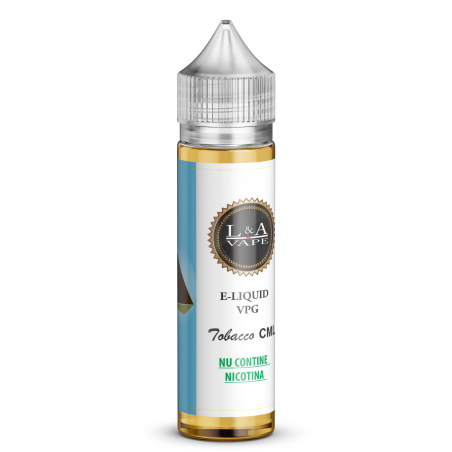 Tobacco CML fara nicotina - 50 ml