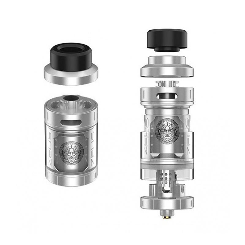 Atomizor ZEUS RTA Geekvape silver