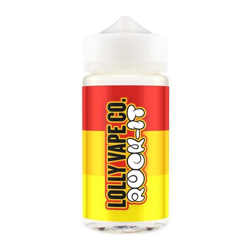 Lichid Lolly Vape ROCK IT 0 mg