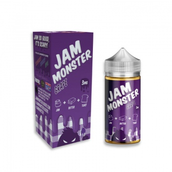Lichid Jam Monster GRAPE 100 ml
