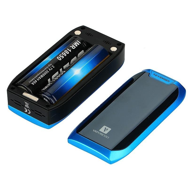 Mod REVENGER X Vaporesso 220W albastru