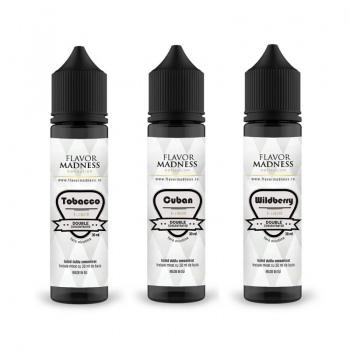 Lichid CUBAN - Flavor Madness 30 ml