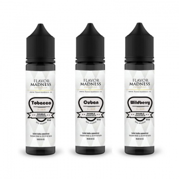 Lichid WILDBERRY - Flavor Madness 30 ml