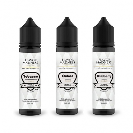 Lichid RED APPLE - Flavor Madness 30 ml