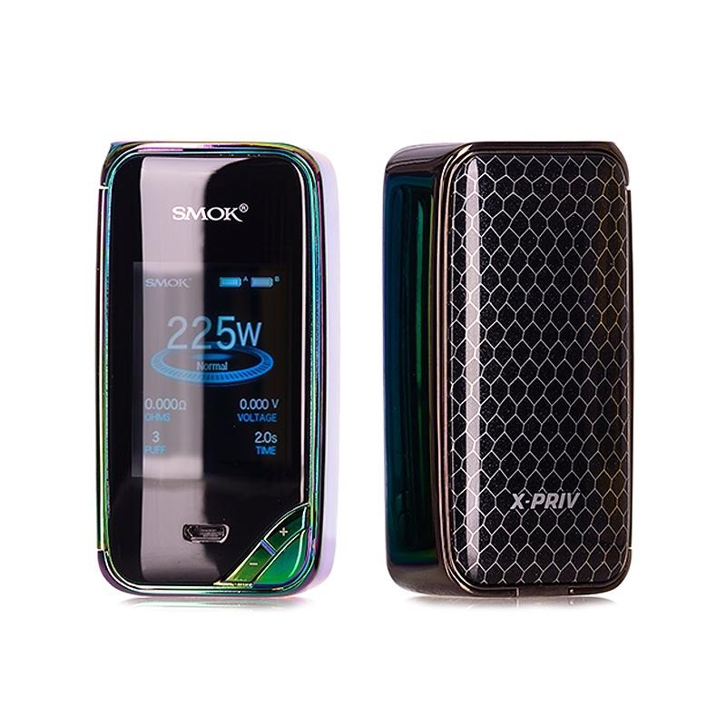Mod Smok X-PRIV 225W negru