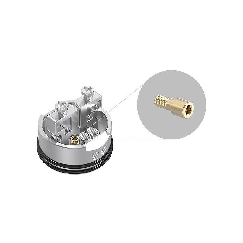 Atomizor ICONIC RDA Vandy Vape silver