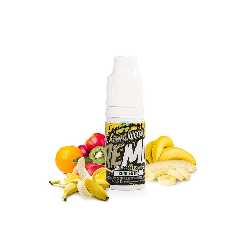 Aroma REMIX Swag Juice - Capuchin