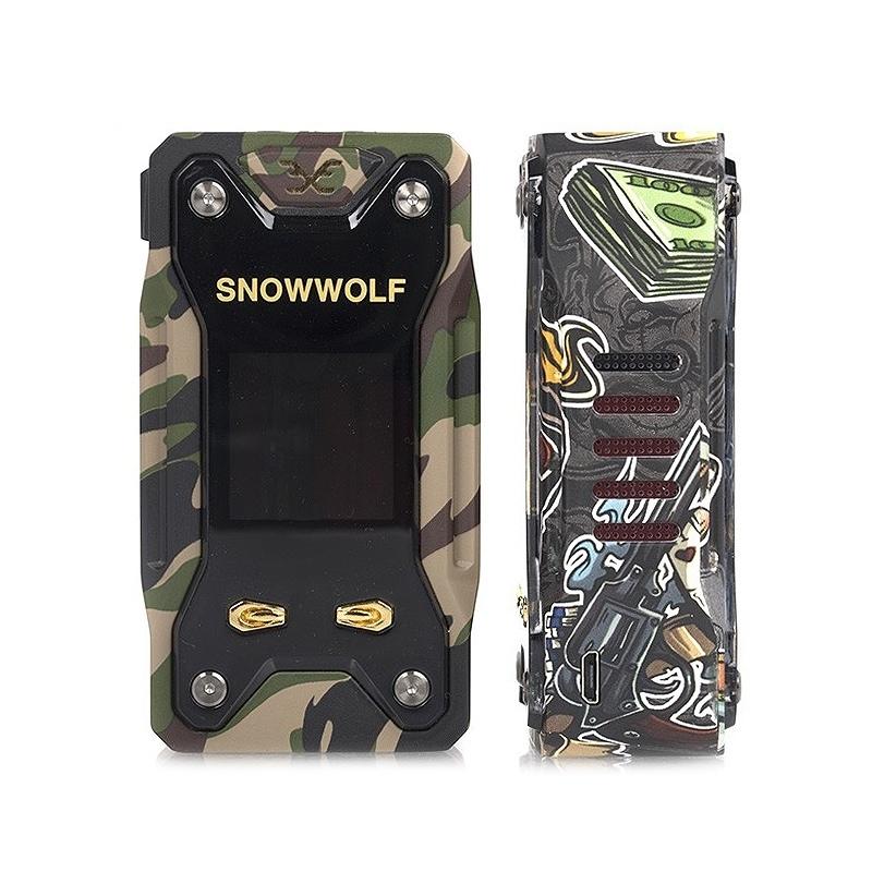 Mod Sigelei Snowwolf XFENG 230W camo
