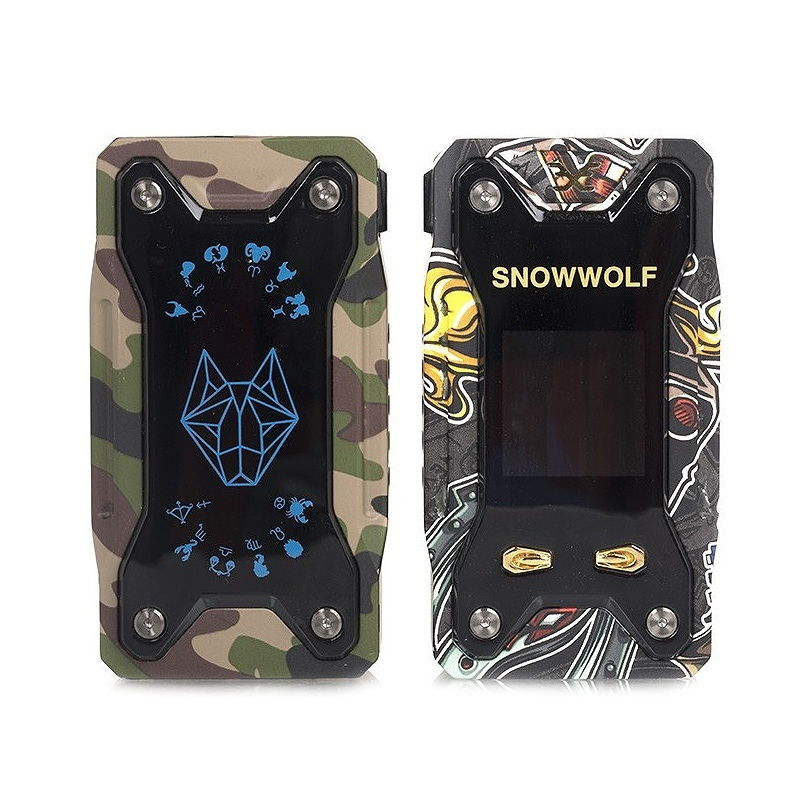 Mod Sigelei Snowwolf XFENG 230W jungle