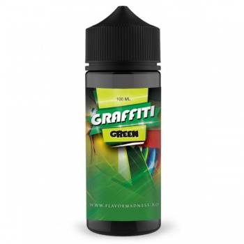 Lichid GRAFFITI GREEN 95 ml