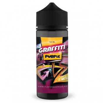 Lichid GRAFFITI PURPLE 95 ml