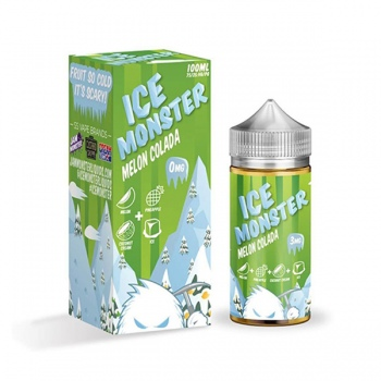 Lichid Jam Monster Melon Colada 100 ml