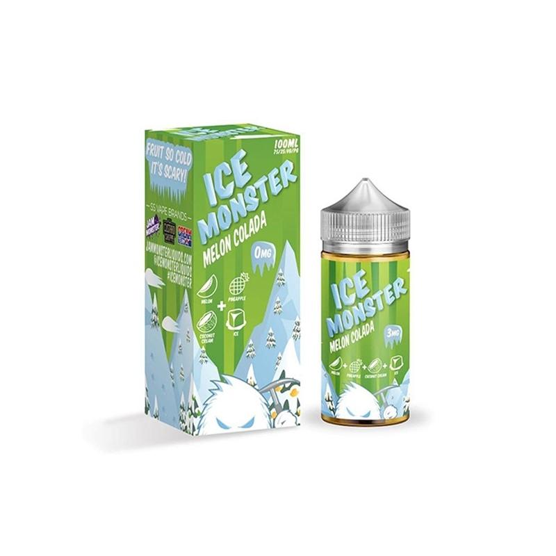 Lichid Jam Monster Melon Colada 100 ml