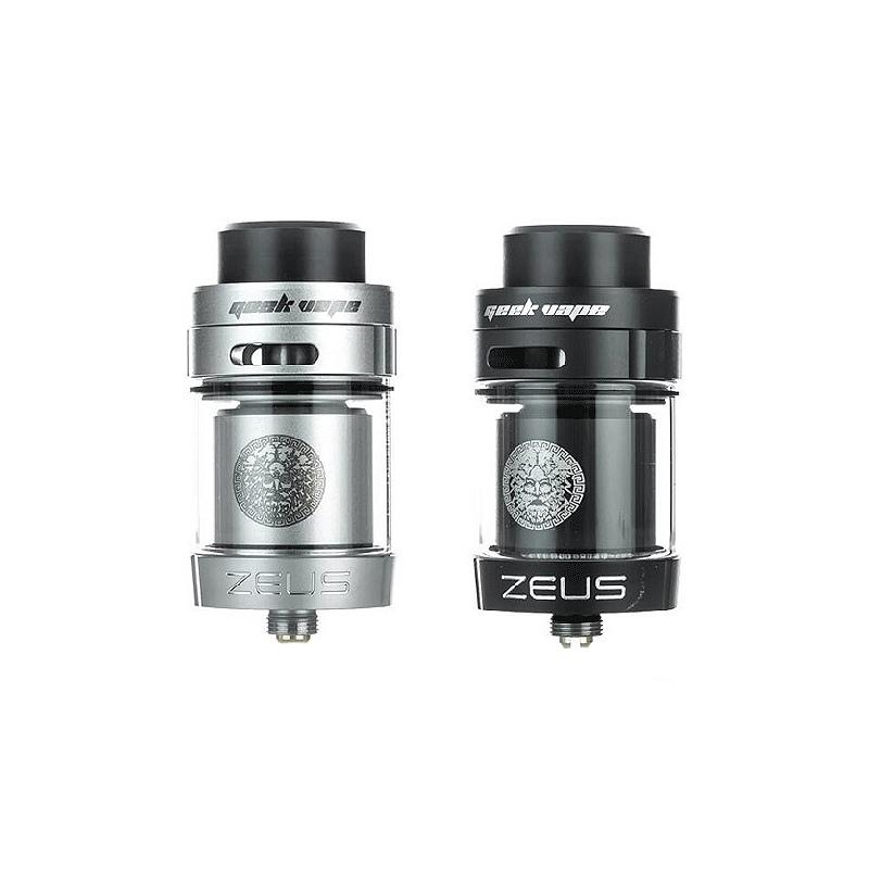 Atomizor ZEUS Dual RTA Geekvape negru