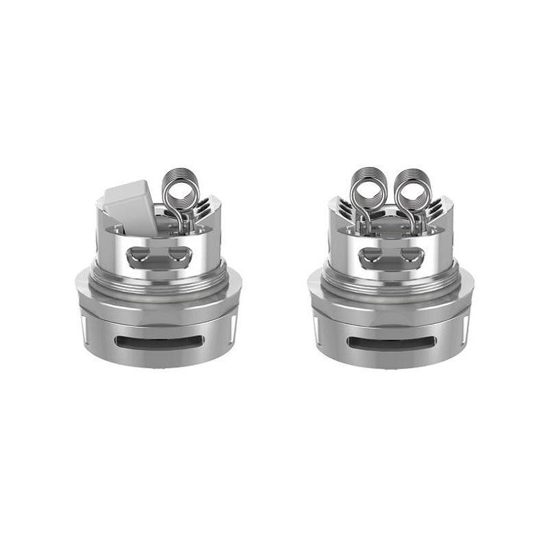 Atomizor ZEUS Dual RTA Geekvape silver