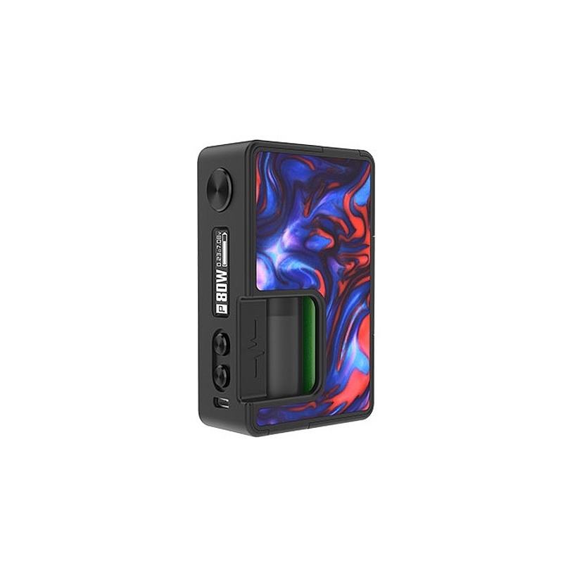 Mod PULSE BF SQUONK 80W VandyVape Fantastic Blue