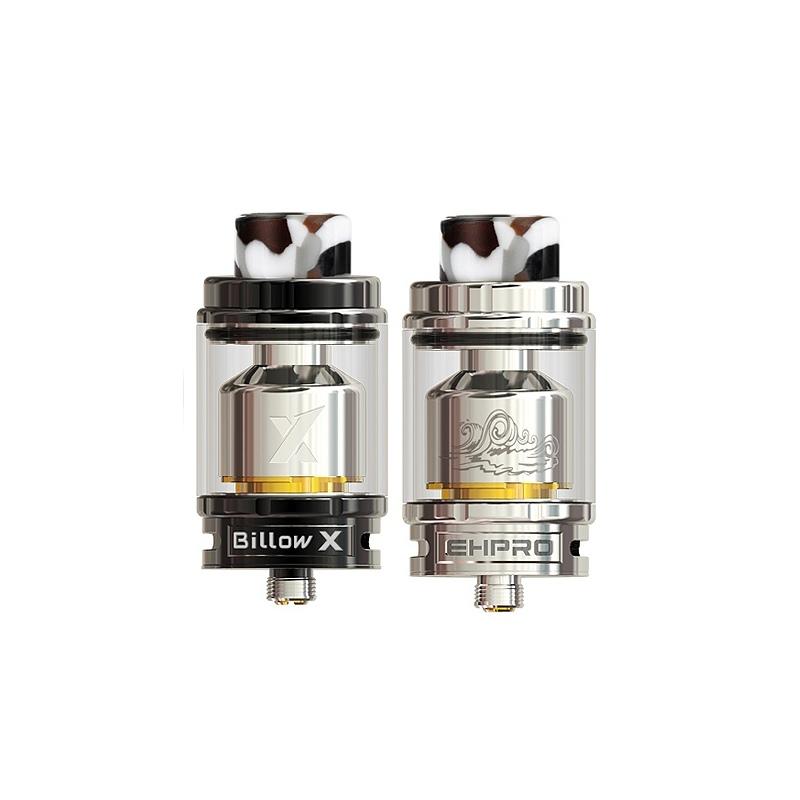 Atomizor BILLOW X RTA Ehpro silver