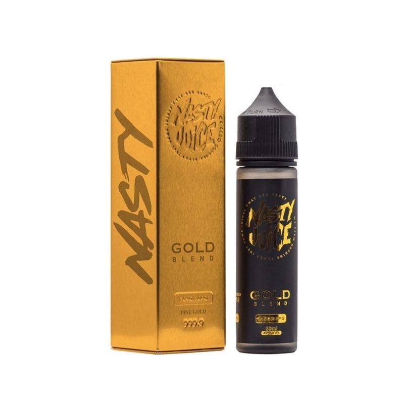 Lichid Nasty Juice 50 ml GOLD TOBACCO