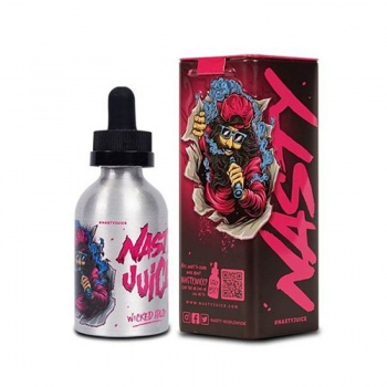 Lichid Nasty Juice 50ml WICKED HAZE