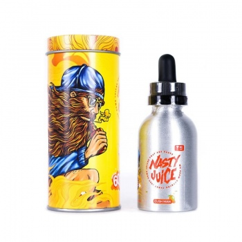 Lichid Nasty Juice 50 ml CUSH MAN