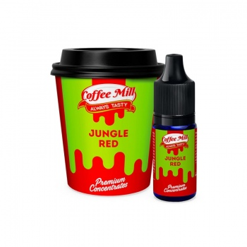 Aroma Jungle Red COFFEE MILL 10 ml