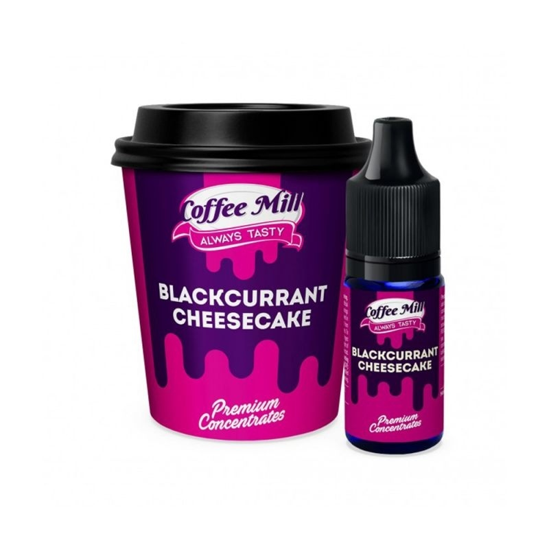 Aroma Blackcurrant Cheesecake COFFEE MILL 10 ml