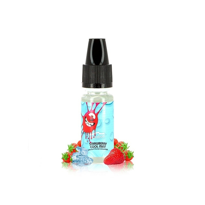 Aroma Strawberry Cool Mint Sensation Malaysian 10 ml