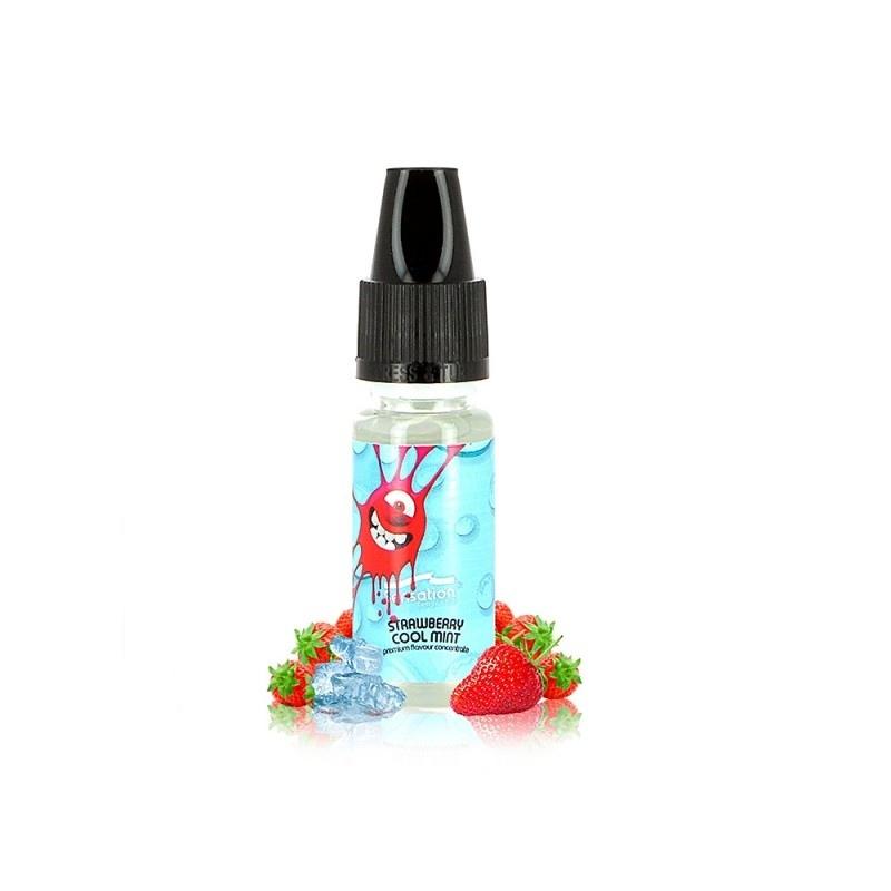 Aroma Strawberry Cool Mint Sensation Malaysian 10 ml