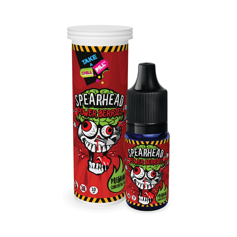 Aroma CHILL PILL - Power Berries 10 ml