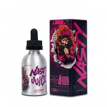 Lichid Nasty Juice 50 ml ASAP GRAPE