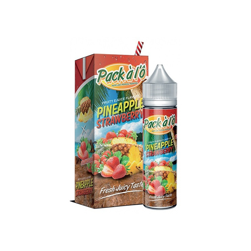 Aroma PACK ALO Pineapple Strawberry