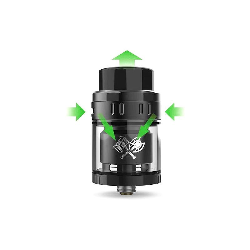 Atomizor MK RTA Acevape negru