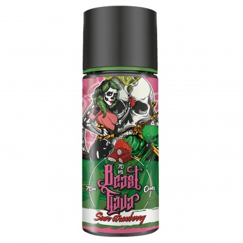Lichid Beast Flava aroma Sour Strawberry 70 ml