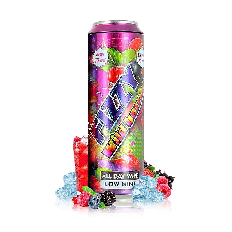 Lichid Fizzy Mohawk & Co aroma Wild Berries 55 ml