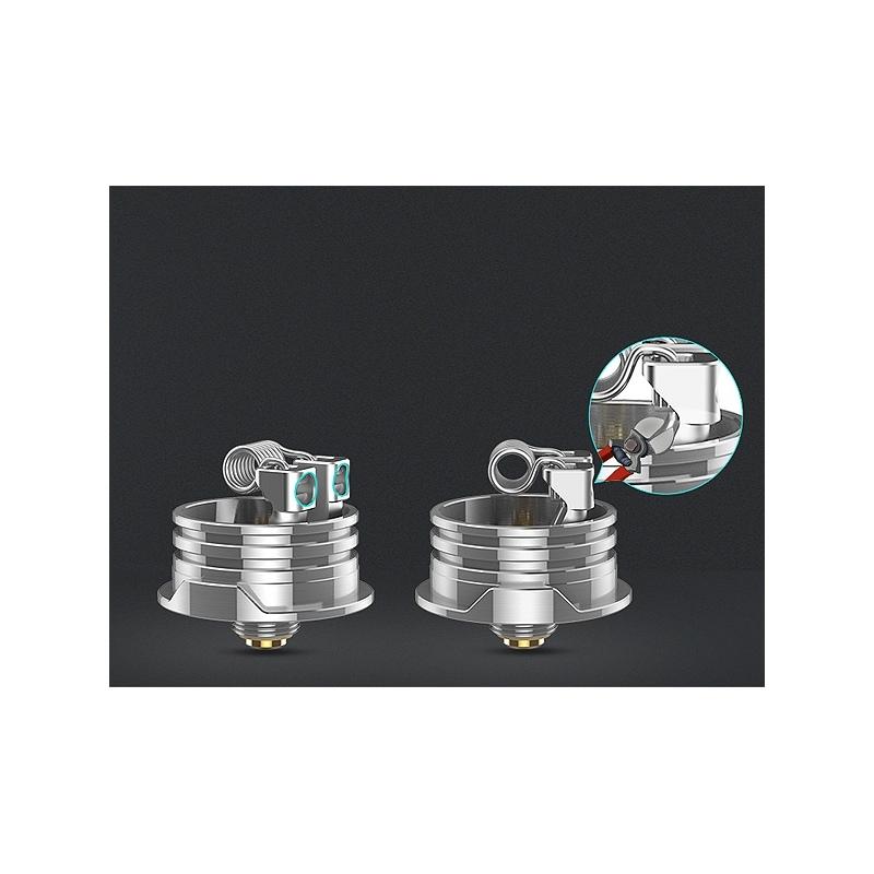 Atomizor Drop Solo RDA Digiflavor silver