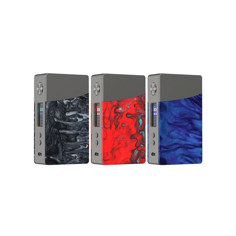 Mod Nova Geekvape 200W TC negru flare resin
