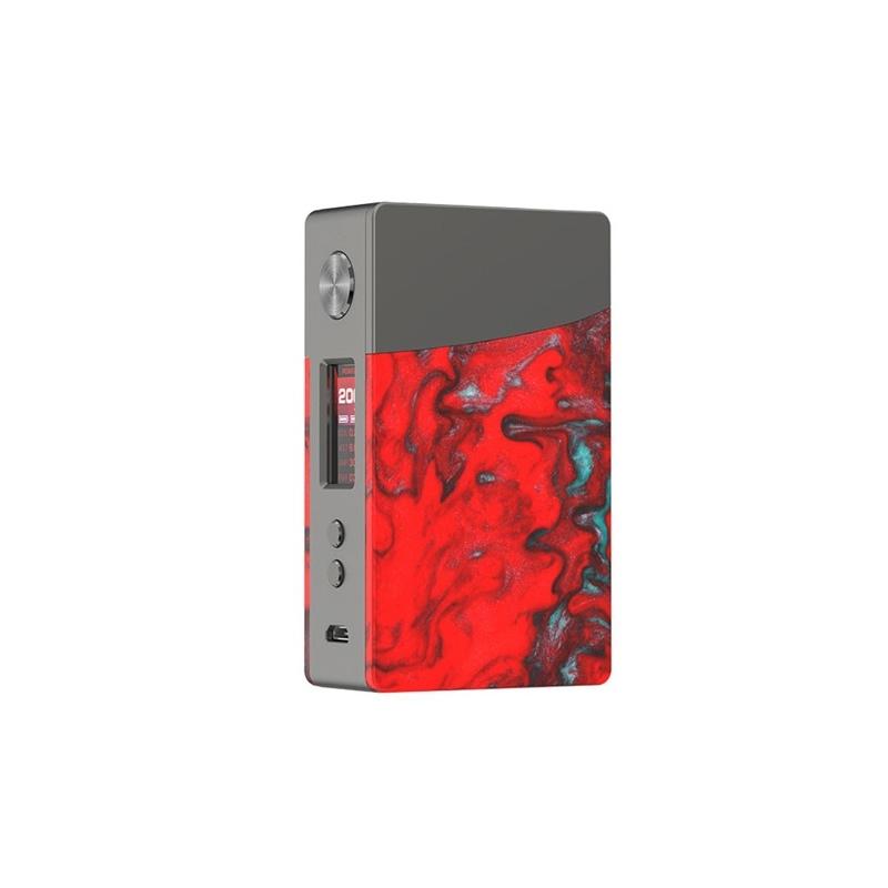 Mod Nova Geekvape 200W TC gun metal ember resin