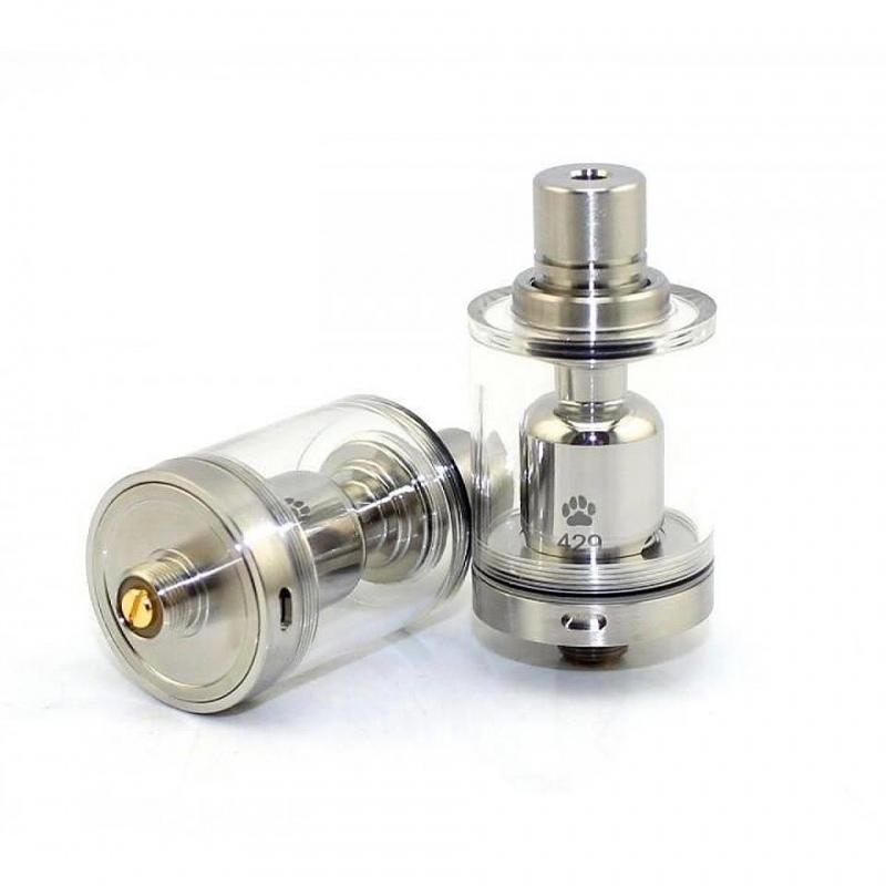 Atomizor Doggystyle SXK 2K16 RTA silver