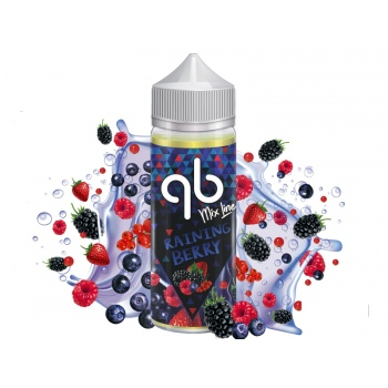Lichid QB Mix Line Raining Berry 50 ml