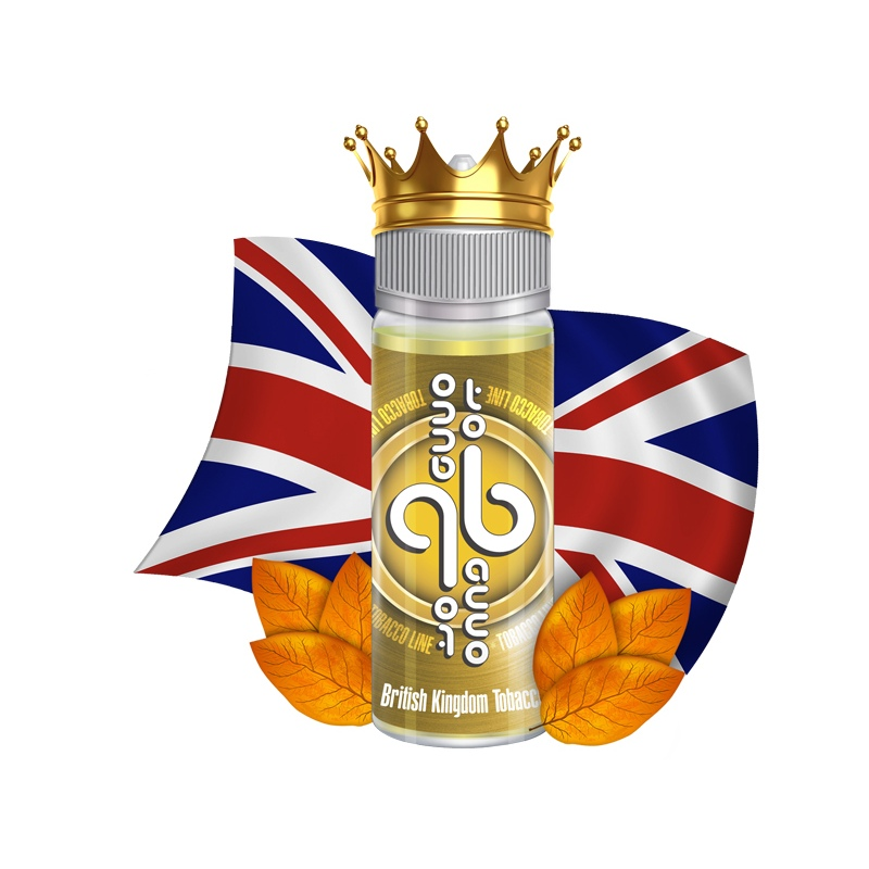 Lichid QB Mix Line British Kingdom Tobacco 50 ml