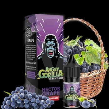 Aroma Angry Gorilla Hector Grape 10 ml