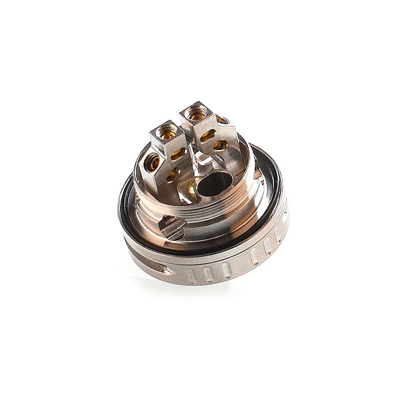 Atomizor Voluna V2 Asmodus RTA silver